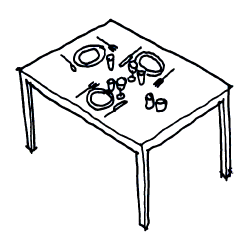 Set-table