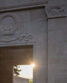 Sunrise at Meuse-Argonne
