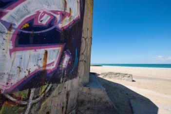 Bunker graffiti