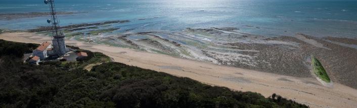 20th century semaphore and the sea