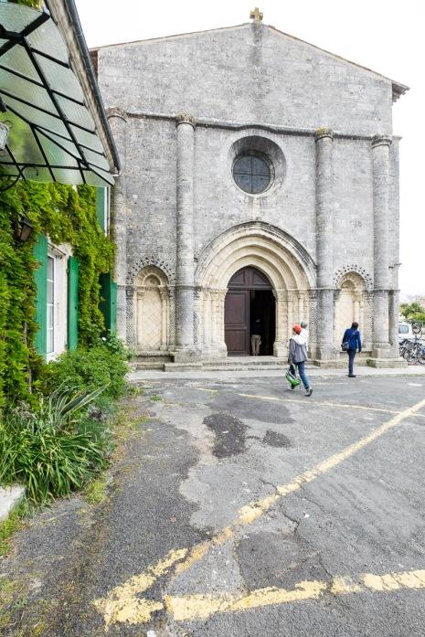 L'église Saint-Georges d'Oléron