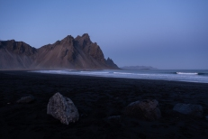 Vestrahorn with black beach