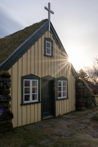 Höf church
